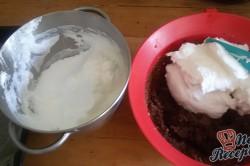 Příprava receptu Čokoládový zákusek bez mouky, krok 3