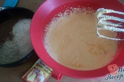 Příprava receptu Čokoládový zákusek bez mouky, krok 2
