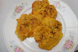 Příprava receptu Kosmatice - smažené květy černého bezu, krok 5