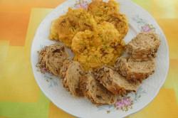 Příprava receptu Kosmatice - smažené květy černého bezu, krok 6