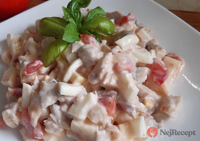 Recept Geniální slavnostní salát jen ze 4 surovin