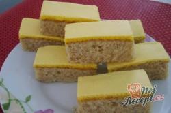 Příprava receptu Žloutkové řezy, krok 1