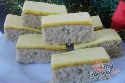 Příprava receptu Žloutkové řezy, krok 2