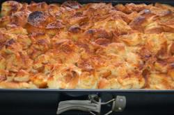 Příprava receptu Jablečno-skořicová žemlovka, krok 5