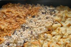 Příprava receptu Jablečno-skořicová žemlovka, krok 3