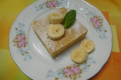 Příprava receptu Hrnková banánová buchta, krok 7