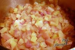 Příprava receptu Džem z melounové slupky, krok 1