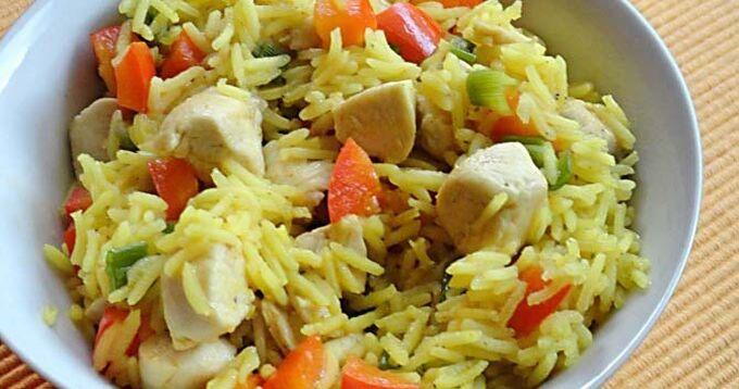 Recept Thajské kari s kuřecím masem