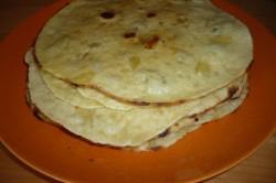 Příprava receptu Pikantní kuřecí soté v bramborové lokši, krok 1
