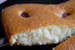 Příprava receptu Ovocná bublanina, krok 3