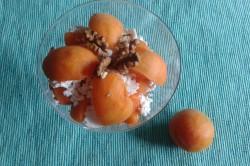 Příprava receptu Meruňkové potěšení s tvarohem, krok 1