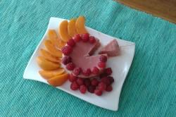 Příprava receptu Domácí ovocná zmrzlina, krok 3
