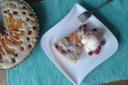 Příprava receptu Dortík s letním ovocem, krok 3