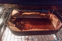 Příprava receptu Lambada koláček s banánem a čokoládou, krok 4