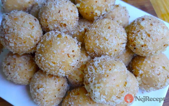 Recept MARLENKA (medovo-mléčné) kuličky