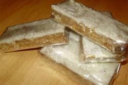 Příprava receptu Domácí müsli tyčinky bez pečení, krok 1
