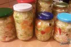 Příprava receptu Nejlepší domácí čalamáda bez zavařování, krok 9