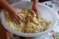 Příprava receptu Nejlepší domácí čalamáda bez zavařování, krok 6