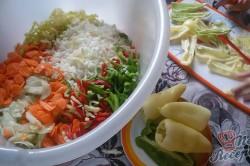Příprava receptu Nejlepší domácí čalamáda bez zavařování, krok 3