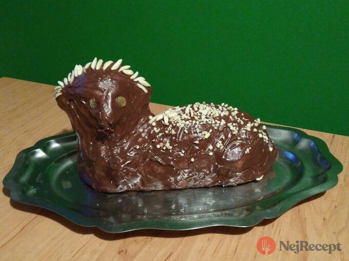 Recept Lahodný velikonoční beránek
