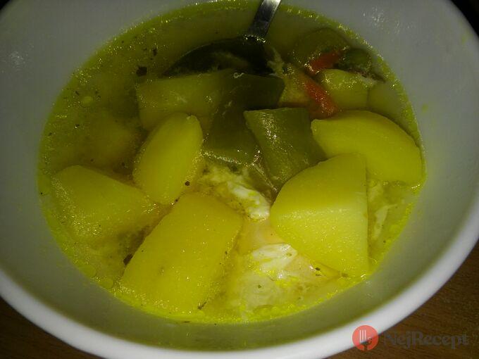 Recept Zeleninová polévka z žeber