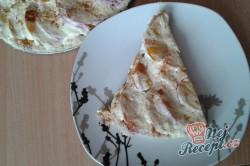 Příprava receptu Lehký broskvový cake s jogurtem, krok 1