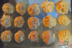 Příprava receptu Kuřecí kuličky ve smetanové omáčce, krok 3